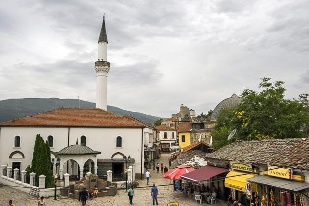 Murat Pasha Mosque Skopje