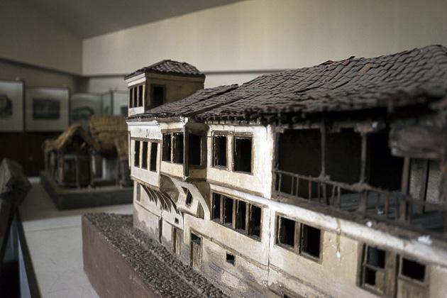 Museum of Macedonia in Skopje