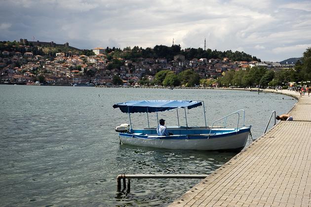 Ohrid Promenade