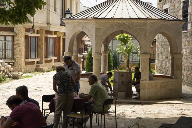 Old Town Skopje Bazaar