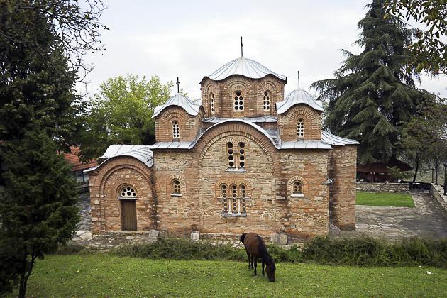 Pantelejmon Monastery of Vodno