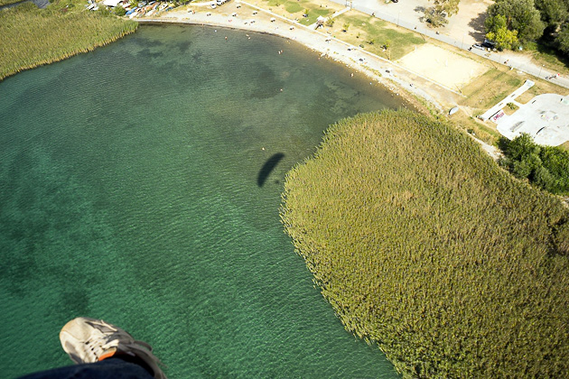 Paragliding Lake Ohrid