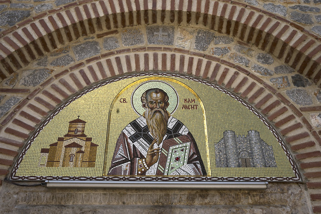 Plaošnik Mosaics