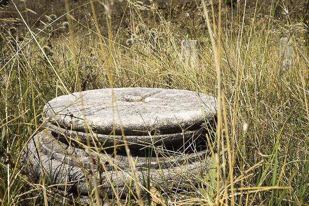 Ruins of Isar and Vardarski Rid