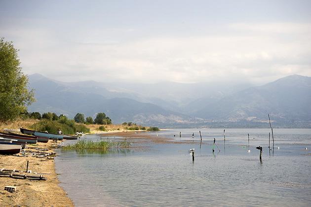 Golem Grad, Better Known as Snake Island