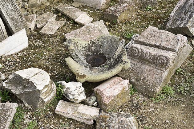 Stubi Ruins