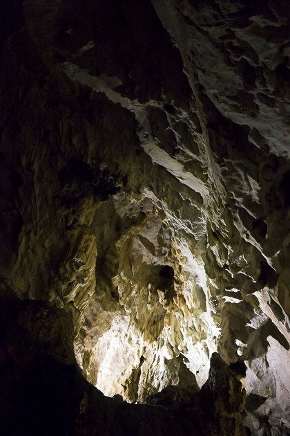 Matka Canyong Vrelo Cave