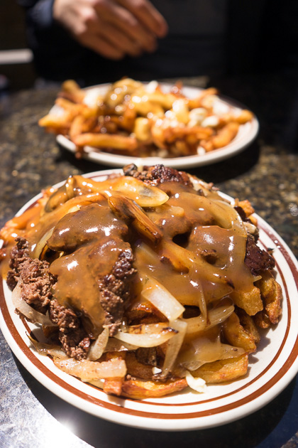 Best Poutine Montreal