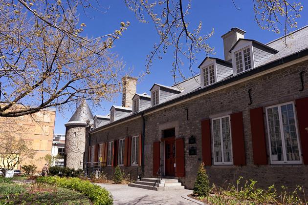 Chateau Ramezay