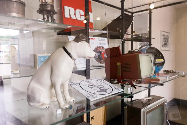 Emile Berliner Musée des Ondes