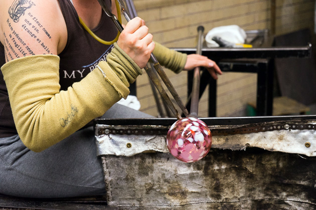 Glass Blowing Montreal
