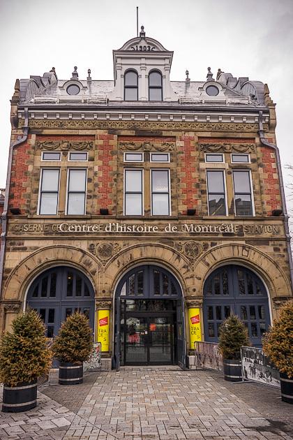 Le Centre dHistorie de Montréal
