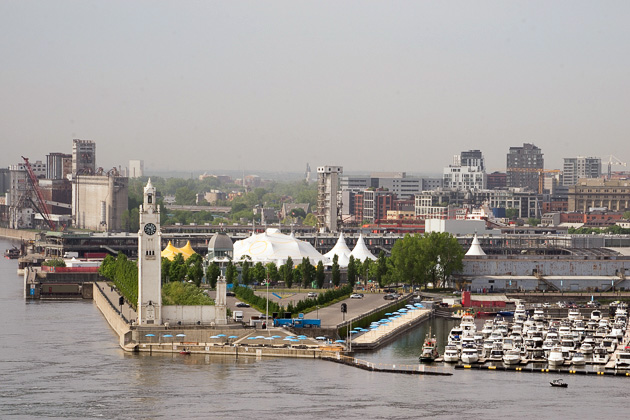 Jacques Carier Bridge Montreal