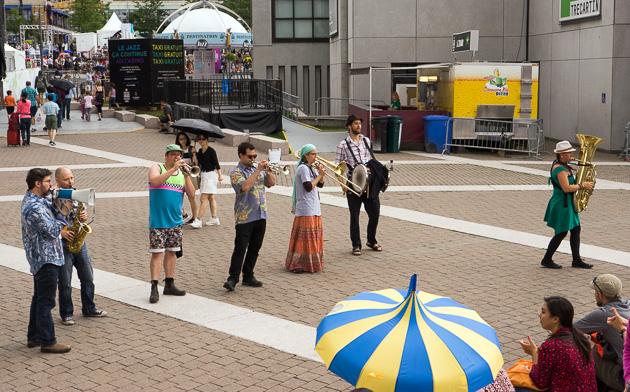 Montreal Jass Festival