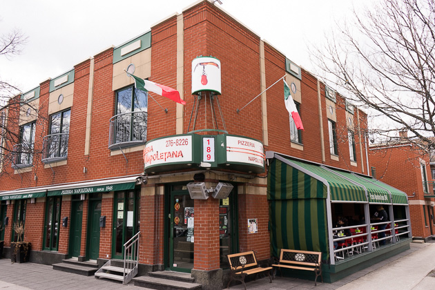 Little Italy Montreal