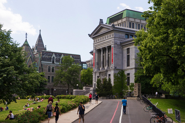 McGill Redpath Museum