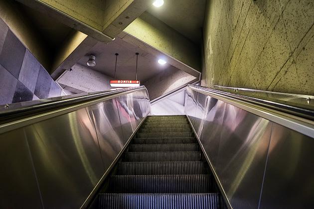 Metro Arcadie