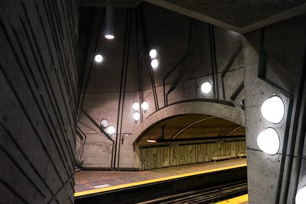 Metro De La Savane
