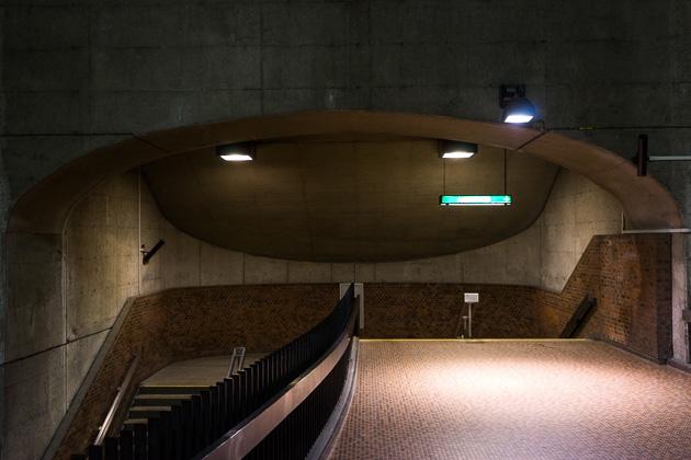 Metro Monk