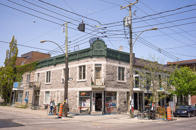 Montreal Mile End