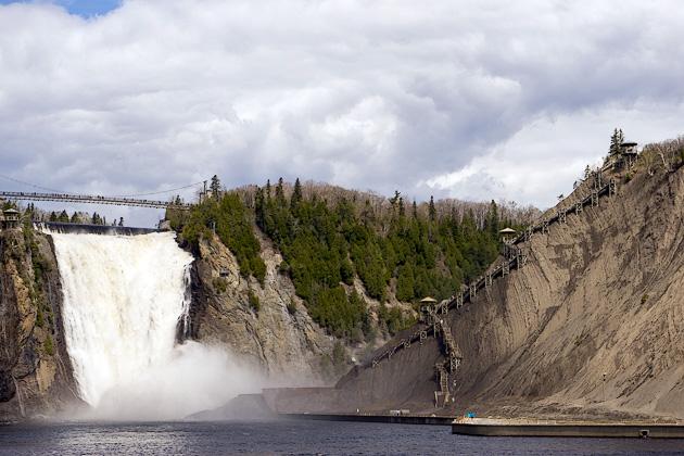Montmorency Falls