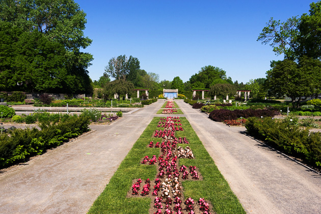 Botanical Garden Montreal