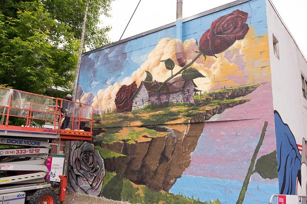 Montreal Mural Festival