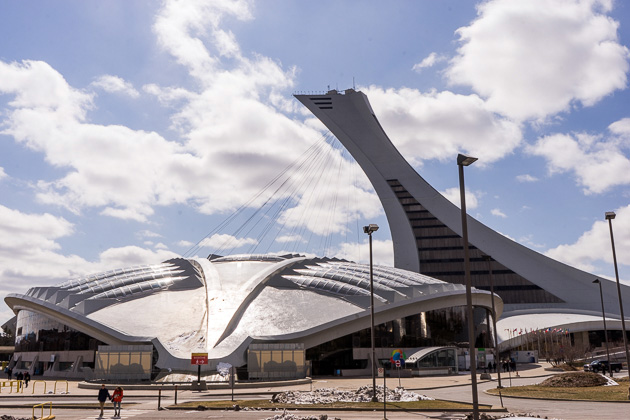 Montreal Olympic Tower