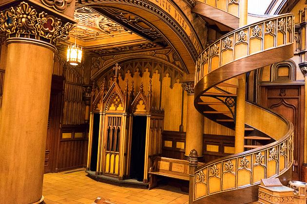 Chapel Notre Dame Montreal