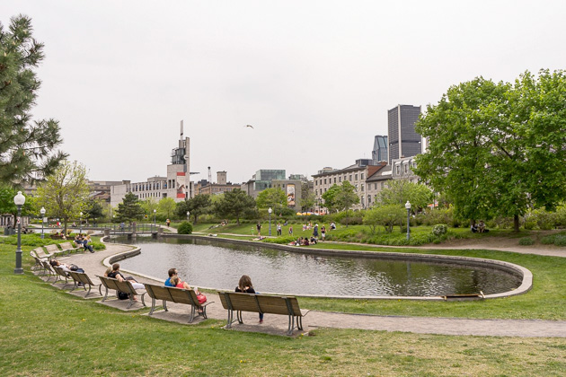 Old Port Montreal