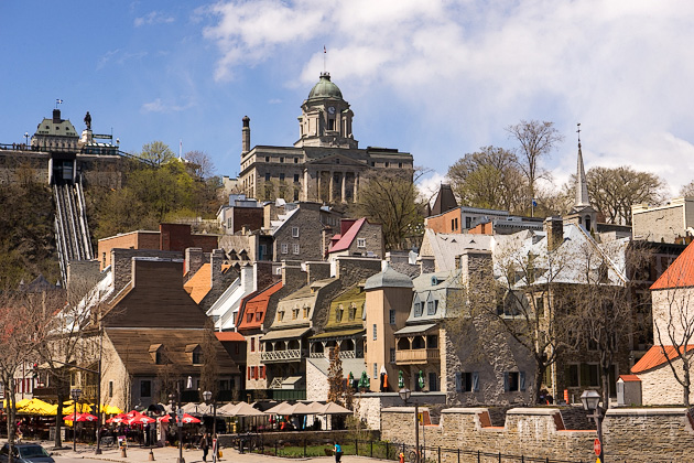 Quebec City Panoramas