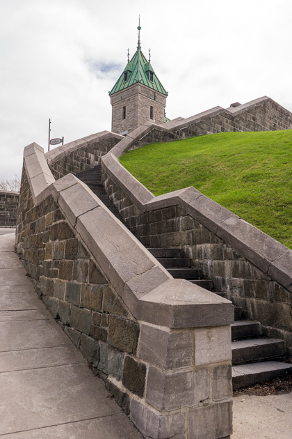 Quebec City Wall Citadelle