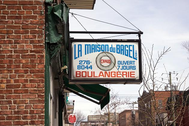 St-Viateur Bagel Montreal