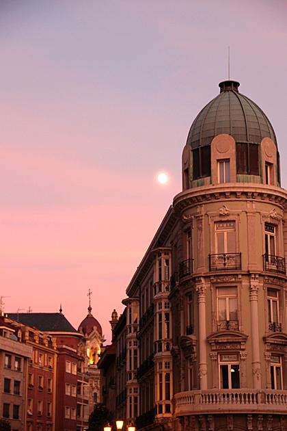 Leaving Oviedo