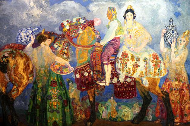 Asturian Painter COLORS
