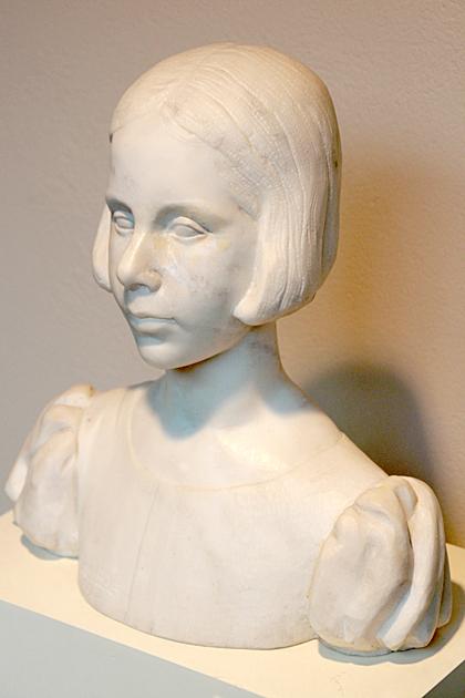 Stone Doll