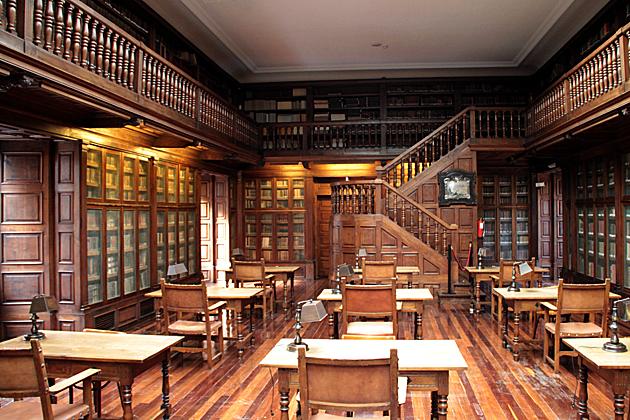 Biblioteca Oviedo
