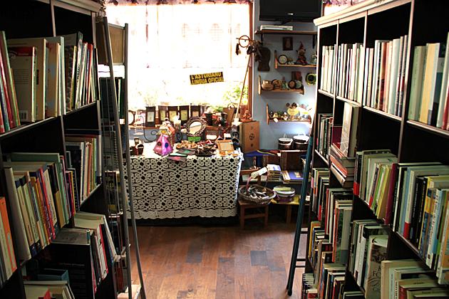 Buchladen Oviedo