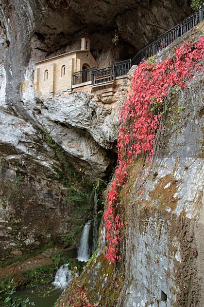 Covadonga Shrine