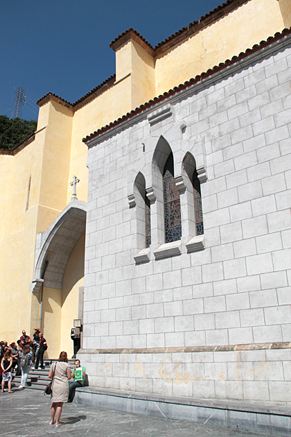 Cudillero Church