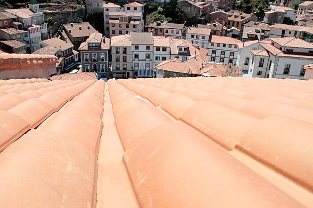 Cudillero Roof