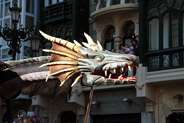Asturias Dragon