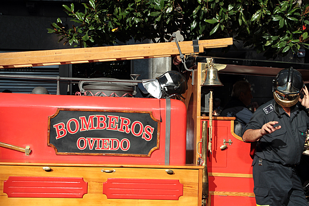 Bomberos Oviedo