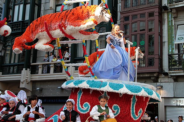 Disney Parade Spain