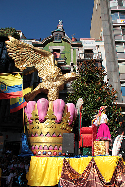 Golden Eagle Oviedo