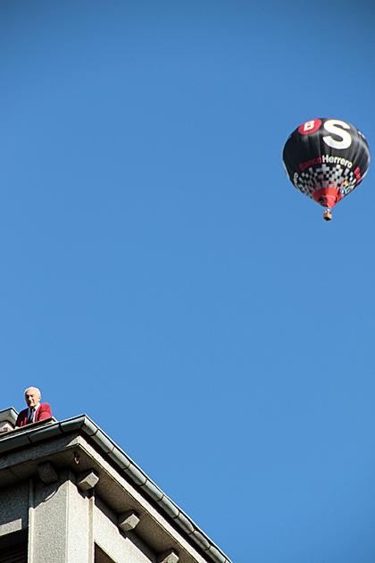 Hot Air Balloon Asturias