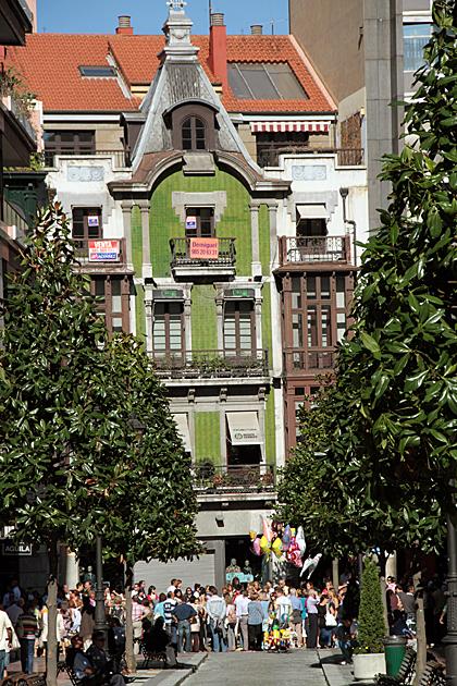 Parade Oviedo