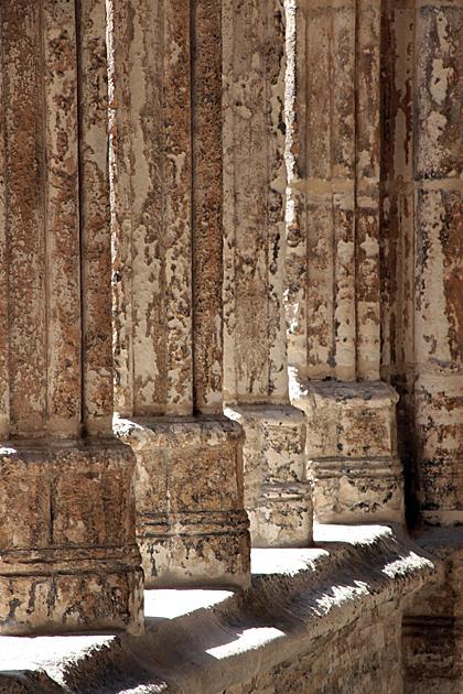 Columns Oviedo