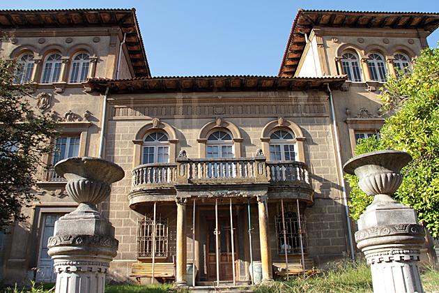 Mansion Asturias