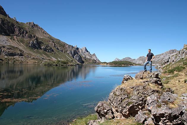 Somiedo Lake